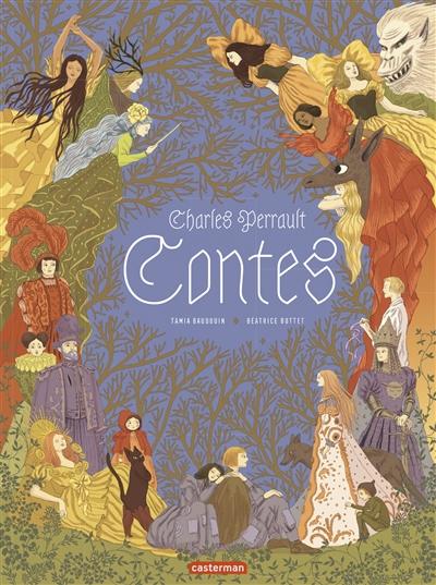 Contes : Charles Perrault | Bottet, Béatrice. Auteur