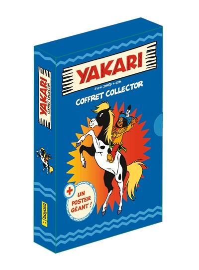 Yakari : coffret collector spécial chevaux