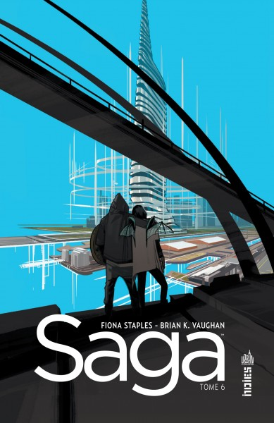 Saga. 6 | Vaughan, Brian K. (1976-....). Auteur