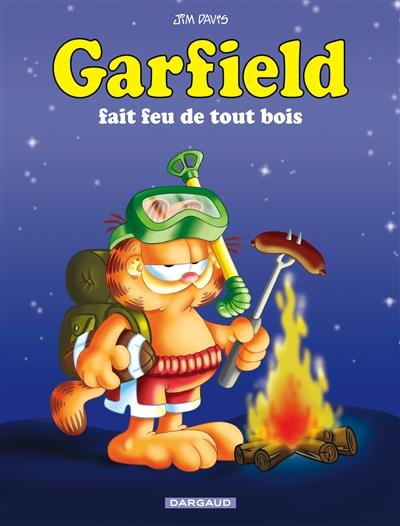 Garfield. Vol. 16. Garfield fait feu de tout bois