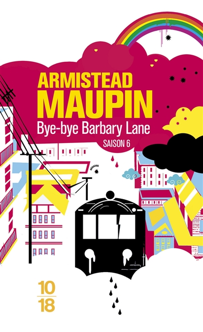 Bye-bye, Barbary lane / par Armistead Maupin | Maupin, Armistead (1944-....). Auteur