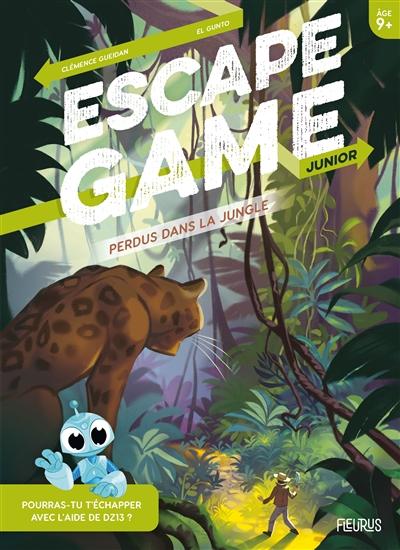 Perdus dans la jungle : escape game junior