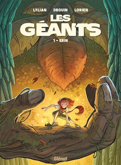 Les géants. Vol. 1. Erin : OP BD héroïnes