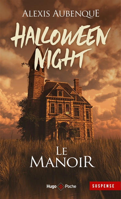 Halloween night. Le manoir