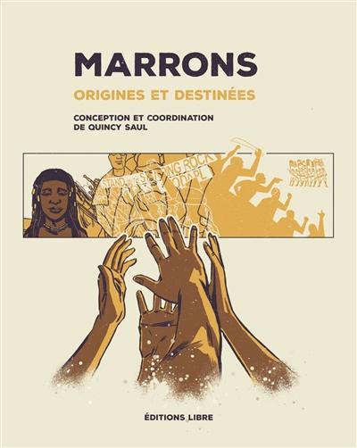 Histoire noire. marrons : origines & destinées
