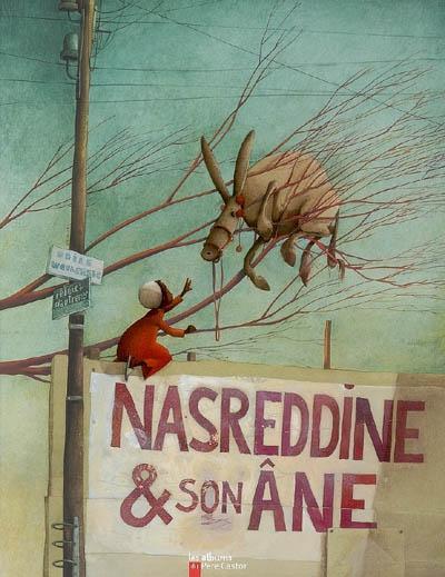 Nasreddine et son âne | Weulersse, Odile (1938-....)