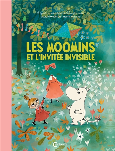 Les Moomins. Les Moomins et l'invitée invisible