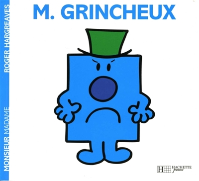 Monsieur Grincheux | Hargreaves, Roger (1934-1988). Auteur