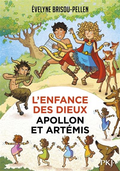 L'enfance des dieux. Vol. 3. Apollon et Artémis