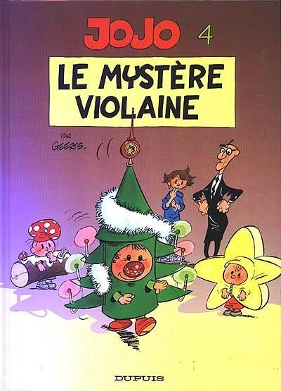 Le mystère Violaine | André Geerts (1955-2010). Auteur