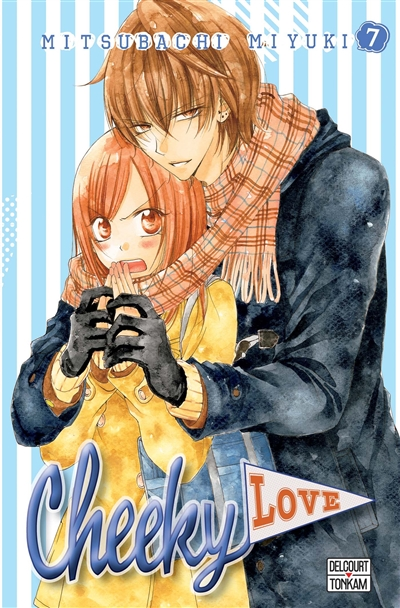 Cheeky love. 7 | Mitsubachi, Miyuki. Auteur