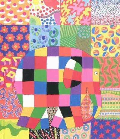 grand jour d'Elmer (Le) | McKee, David (1935-....). Auteur