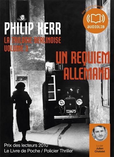 requiem allemand (Un) / Philip Kerr | Kerr, Philip (1956-2018)