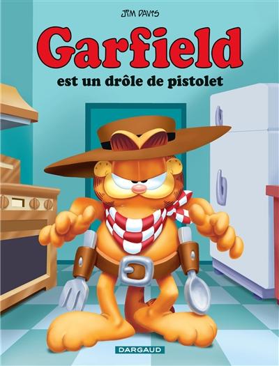 Garfield. Vol. 23. Garfield est un drôle de pistolet