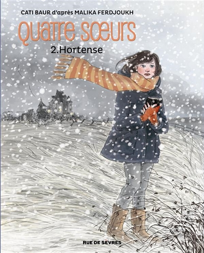 Hortense | Baur, Cati (1973-....). Auteur