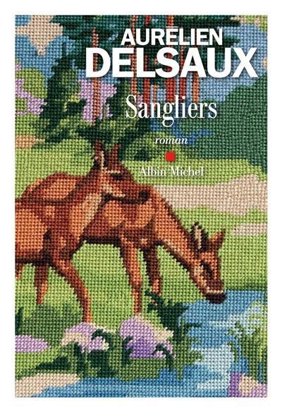 Sangliers : roman / Aurélien Delsaux   Delsaux, Aurélien. Auteur