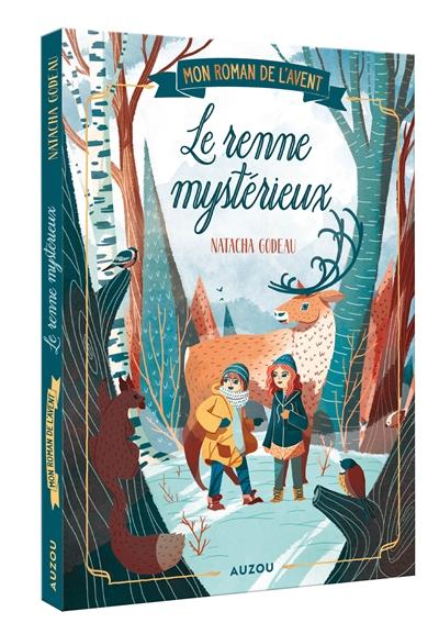 Mon roman de l'Avent : le renne mystérieux