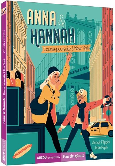 Anna & Hannah. Enquêtes à l'italienne