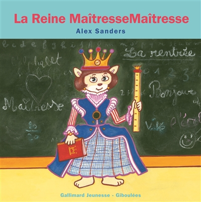 La reine MaîtresseMaîtresse   Sanders, Alex (1964-....), auteur