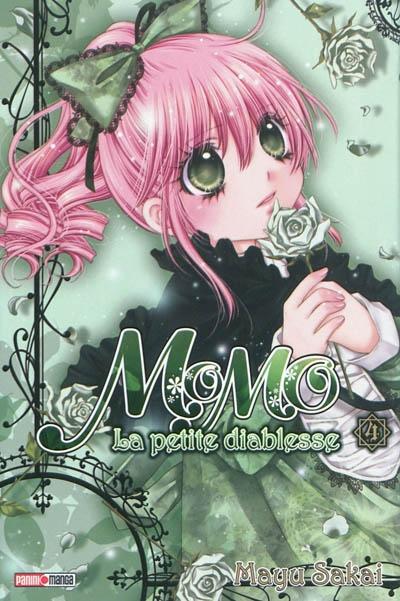 Momo : la petite diablesse. 4 | Mayu Sakai (1982-....). Auteur