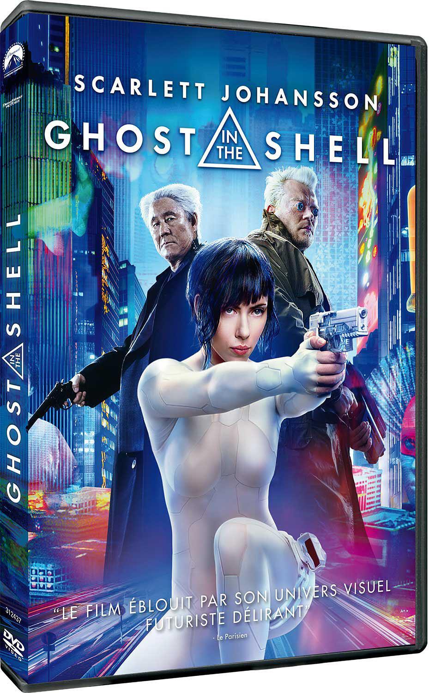 Ghost in the Shell / un film de Rupert Sanders | Sanders, Rupert. Metteur en scène ou réalisateur