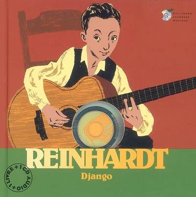 Django Reinhardt | Ollivier, Stéphane (1967-....). Auteur