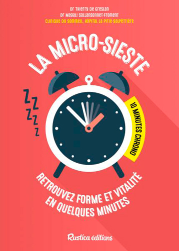 mini-sieste - Retrouvez forme et vitalité en quelques minutes (La)   Greslan, Thierry de. Auteur