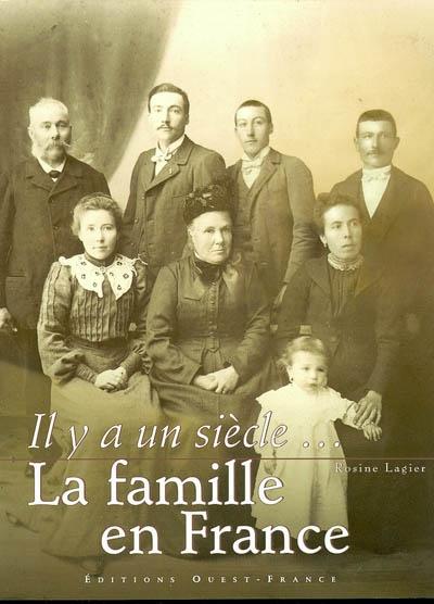 Couverture de : La  famille en France