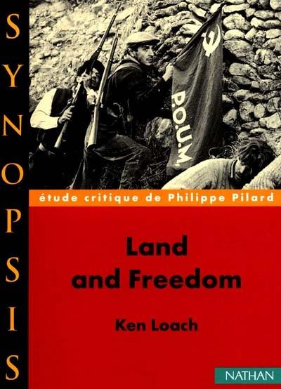 Land and Freedom : Ken Loach | Pilard, Philippe. Auteur