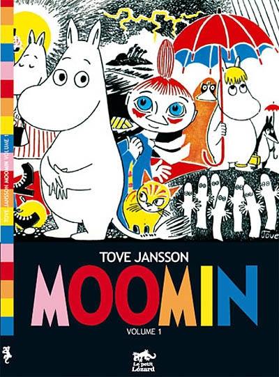 Les aventures de Moomin. Vol. 1. Moomin et les brigands