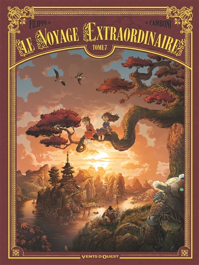 Le voyage extraordinaire. Vol. 7