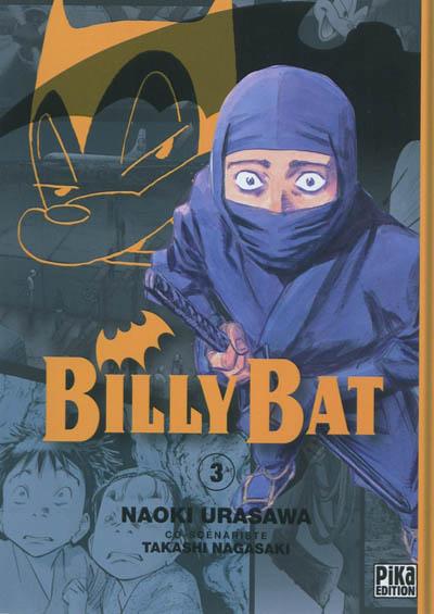 Billy Bat. 3 | Naoki Urasawa (1960-....). Auteur