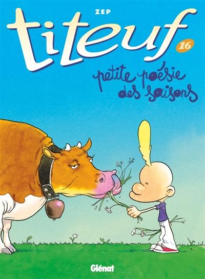 Petite poésie des saisons   Zep (1967-....). Auteur