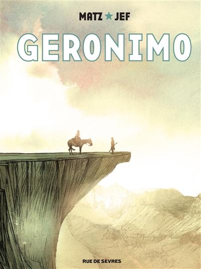 Geronimo   Matz (1967-....). Auteur