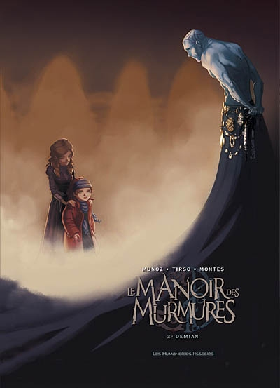 Le manoir des murmures. 02 : Demian / scénario David Munoz   Munoz, David. Auteur