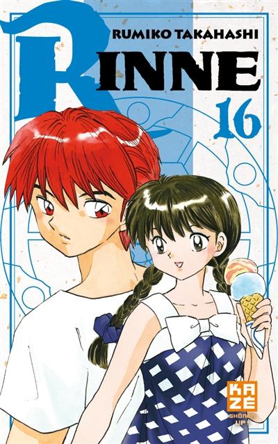 Rinne. 16, ,  16 | Takahashi, Rumiko (1957-....). Auteur