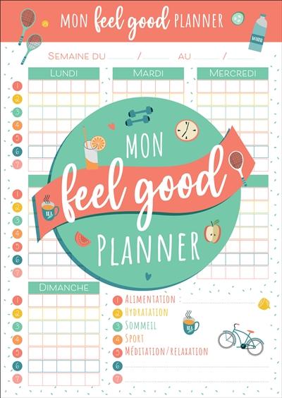 Mon feel good planner
