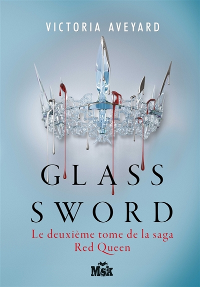 Glass sword : roman / Victoria Aveyard  