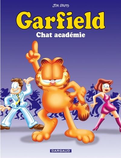 Garfield. Vol. 38. Chat académie