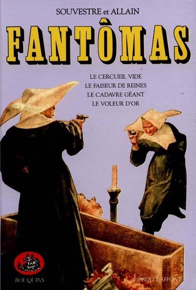 Fantômas. 2 | Allain, Marcel (1885-1969). Auteur