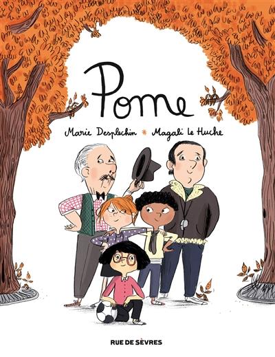 Pome / scénario Marie Desplechin   Desplechin, Marie (1959-....). Auteur