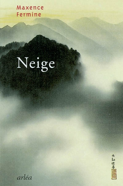 Neige | Fermine, Maxence (1968-....). Auteur