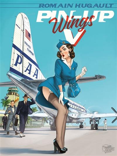 Pin-up wings. Vol. 5