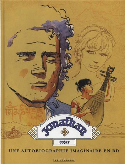 Jonathan : une autobiographie imaginaire en BD