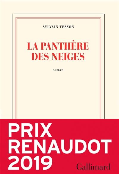 Panthère des neiges (La) | Tesson, Sylvain (1972-...). Auteur