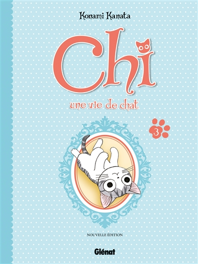 Chi, une vie de chat. 3 | Kanata Konami (1958-....). Auteur