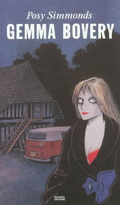 Gemma Bovery / Posy Simmonds   Simmonds, Posy (1945-....). Auteur