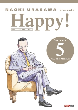 Happy ! : édition de luxe. Vol. 5. All or nothing !!