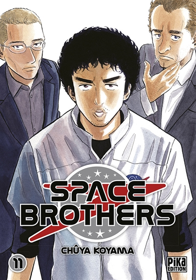 Space brothers. 11   Chūya Koyama (1978-....). Auteur