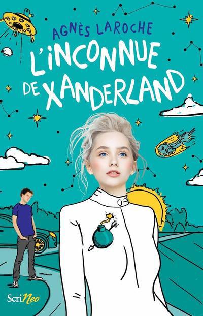 L'inconnue de Xanderland   Agnès Laroche (1965-....). Auteur